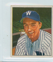 1950 Bowman Baseball 247 Irv Noren ROOKIE Washington Senators Very Good to Excellent