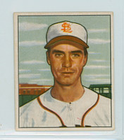 1950 Bowman Baseball 252 Billy DeMars St. Louis Browns Very Good to Excellent