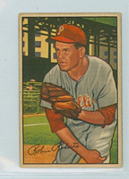 1952 Bowman Baseball 4 Robin Roberts Philadelphia Phillies Very Good to Excellent
