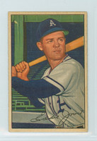 1952 Bowman Baseball 26 Eddie Joost Philadelphia Athletics Very Good to Excellent