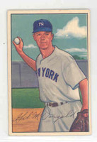 1952 Bowman Baseball 33 Gil McDougald ROOKIE New York Yankees Excellent