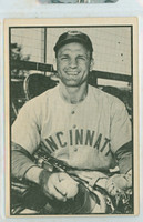 1953 Bowman Black Baseball 7 Andy Seminick Cincinnati Reds Very Good to Excellent
