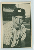 1953 Bowman Black Baseball 45 Irv Noren New York Yankees Good