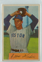 1954 Bowman Baseball 98 Ellis Kinder Boston Red Sox Good to Very Good