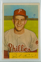 1954 Bowman Baseball 127 Del Ennis Philadelphia Phillies Very Good to Excellent