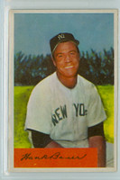 1954 Bowman Baseball 129 Hank Bauer New York Yankees Excellent to Mint
