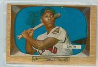 1955 Bowman Baseball 20 Al Smith Cleveland Indians Near-Mint