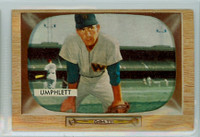 1955 Bowman Baseball 45 Tom Umphlett Washington Senators Very Good to Excellent