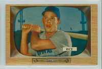 1955 Bowman Baseball 52 Hal Rice Chicago Cubs Near-Mint Plus