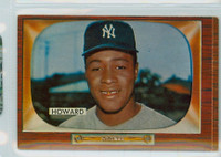 1955 Bowman Baseball 68 Elston Howard New York Yankees Very Good to Excellent