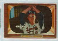 1955 Bowman Baseball 71 Dave Jolly Milwaukee Braves Very Good