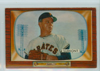 1955 Bowman Baseball 83 Max Surkont Very Good to Excellent