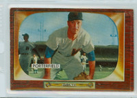1955 Bowman Baseball 104 Bob Porterfield Washington Senators Very Good