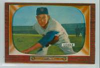 1955 Bowman Baseball 146 Don Liddle Near-Mint Plus