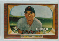 1955 Bowman Baseball 163 Sid Gordon Pittsburgh Pirates Very Good to Excellent