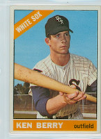 1966 OPC Baseball 127 Ken Berry Chicago White Sox Excellent to Excellent Plus