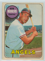 1969 OPC Baseball 157 Bob Rodgers California Angels Excellent