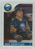 1985-86 Topps Hockey Dave Andreychuk Buffalo Sabres Near-Mint to Mint