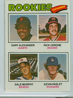 1977 Topps Baseball 476 Rookie Catchers Excellent to Mint