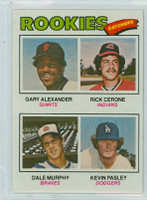 1977 Topps Baseball 476 Rookie Catchers Near-Mint
