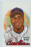 Perez-Steele HOF Larry Doby