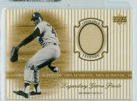 2000 Upper Deck Legendary Jerseys Insert 1:48 Bob Gibson /Pants Near-Mint to Mint