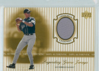 2000 Upper Deck Legendary Jerseys Insert 1:48 Alex Rodriguez Seattle Mariners Near-Mint to Mint
