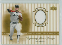 2000 Upper Deck Legendary Jerseys Insert 1:48 Nolan Ryan Houston Astros Near-Mint to Mint
