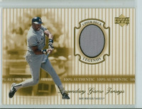 2000 Upper Deck Legendary Jerseys Insert 1:48 Dave Winfield New York Yankees Near-Mint to Mint