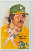 Perez-Steele HOF Catfish Hunter