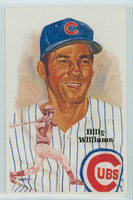 Perez-Steele HOF Billy Williams