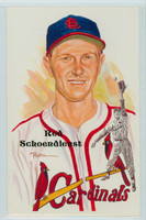 Perez-Steele HOF Red Schoendienst
