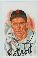 Perez-Steele HOF Hal Newhouser