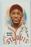 Perez-Steele HOF Willie Wells