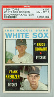 1964 Topps Baseball 107 White Sox Rookies