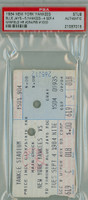 1984 New York Yankees Ticket Stub vs Toronto Blue Jays Dave Winfield HR #254 and RBI #1000 - September 4 1984