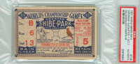 1931 World Series Cardinals at Athletics - Game 5 Ticket Stub Pepper Martin HR [VG-EX]