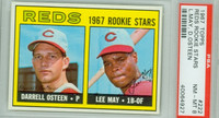 1967 Topps Baseball 222 Reds Rookies