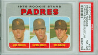1970 Topps Baseball 573 Padres Rookies Semi High Number