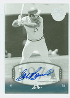 Sal Bando AUTOGRAPH 2004 Upper Deck Timeless Teams Athletics 