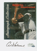 Al Kaline AUTOGRAPH Fleer Greats of the Game Tigers CERTIFIED 