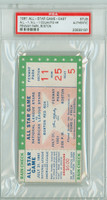 1961 ALL-STAR GAME Fenway Park HR TICKET STUB Rocky Colavito  - July 31, 1961 PSA/DNA Authentic