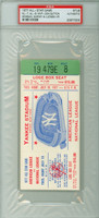 1977 ALL-STAR GAME Yankee Stadium TICKET STUB NL 7-5 WP Sutton (MVP) LP Palmer HR Morgan, Garvey, Scott, Luzinski PSA/DNA Authentic