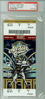 2002 ALL-STAR GAME Miller Park FULL TICKET GAME ENDED IN TIE  - July 9, 2002 Near Mint