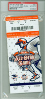 2005 ALL-STAR GAME Comerica Park FULL TICMET MVP Miguel Tejada  - July 12, 2005 PSA/DNA Authentic