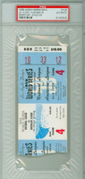 1959 World Series White Sox at Dodgers - Game 4 Ticket Stub LA 5-4 Sherry vs Staley PSA/DNA Authentic