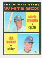 1971 Topps Baseball 13 White Sox Rookies Near-Mint to Mint