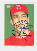 Bud Smith AUTOGRAPH 2002 Topps T206 Cardinals 