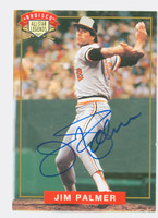 Jim Palmer AUTOGRAPH 1994 Nabisco AS Orioles CERTIFIED 