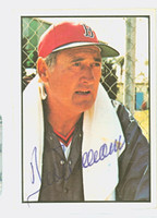 Ted Williams AUTOGRAPH d.02 1978 SSPG All Star Gallery Red Sox 